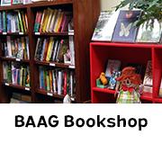 BAAG Bookshop
