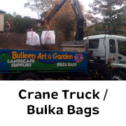 Crane Truck & Bulka Bags