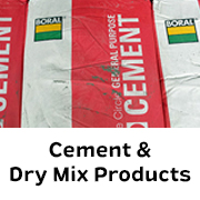Cement & Dry Mix Products