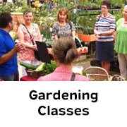Sustainable Gardening & Living Classes