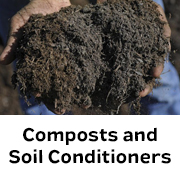 Composts & Soil Conditioners available at BAAG