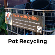 Recycle your plastic pots at BAAG
