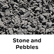 Stone & Pebbles available at BAAG
