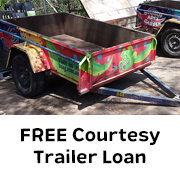 FREE Courtesy Trailer Loan