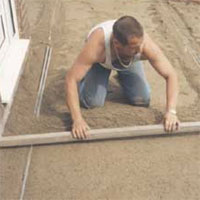 Concrete Paving Sand