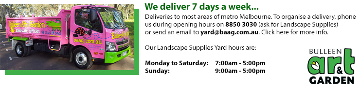 Sand, Soil, Stone and Mulch delivery 7 days a week